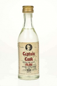 22. Captain Cook Rum