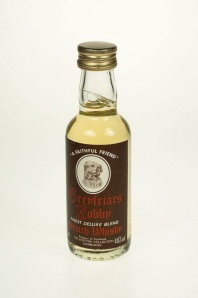 142. Greyfriars Bobby Scotch Whisky