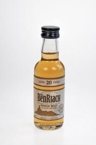 """75. BenRiach """"20"""" Single Speyside Malt Scotch Whisky"""