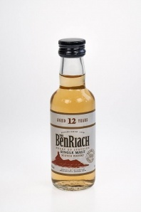 "87. BenRiach ""12"" Single Speyside Malt Scotch Whisky"