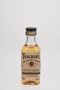 32. Teacher`s Highland Cream Old Scotch Whisky
