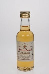 "63. Mortlach ""15"" Rare Old Single Highland Malt Scotch Whisky"