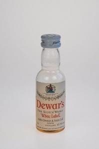 48. Dewar's White Label Fine Scotch Whisky