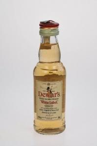35. Dewar's Finest Scotch Whisky White Label