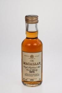 92. Macallan Single Highland Malt Scotch Whisky