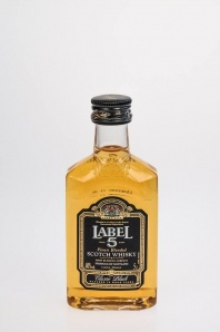 97. Label 5 Finest Blended Scotch Whisky