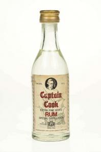 22. Captain Cook Rum