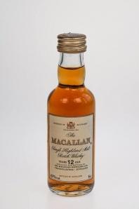 7. The Macallan '12' Single Highland Malt Scotch Whisky