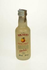 151. Archers Peach Schnapps