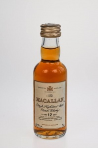 7. The Macallan '12' Single Highland Malt Scotch Whisky