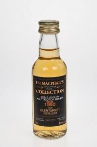 70. MacPhails Collection Glenturret 1990 Single Highland Malt Scotch Whisky