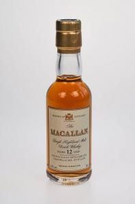 16. The Macallan '12' Single Highland Malt Scotch Whisky