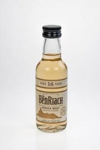 """76. BenRiach """"16"""" Single Spekyside Malt Scotch Whisky"""